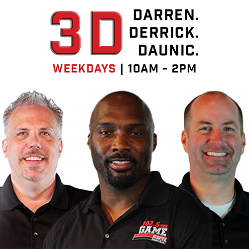 AUDIO: Jon Robinson joins 3D