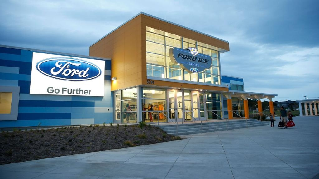 Ford Ice Center to expand with Bellevue location