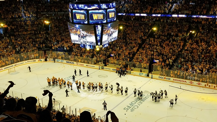 PREDS ADVANCE, will try to make even more history in Western Conference Final!