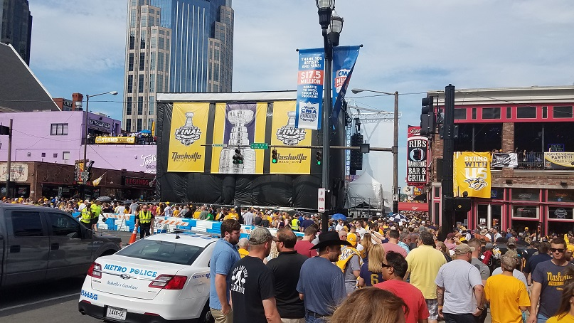 City of Nashville has info for you on Stanley Cup Final watch parties