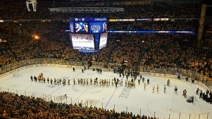 Preds drop a controversial Game 6 as Penguins win their fifth Stanley Cup