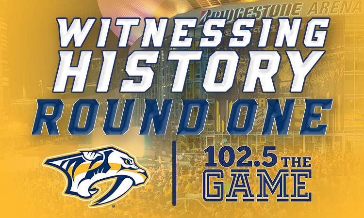 Witnessing History: Round 1 vs. Chicago