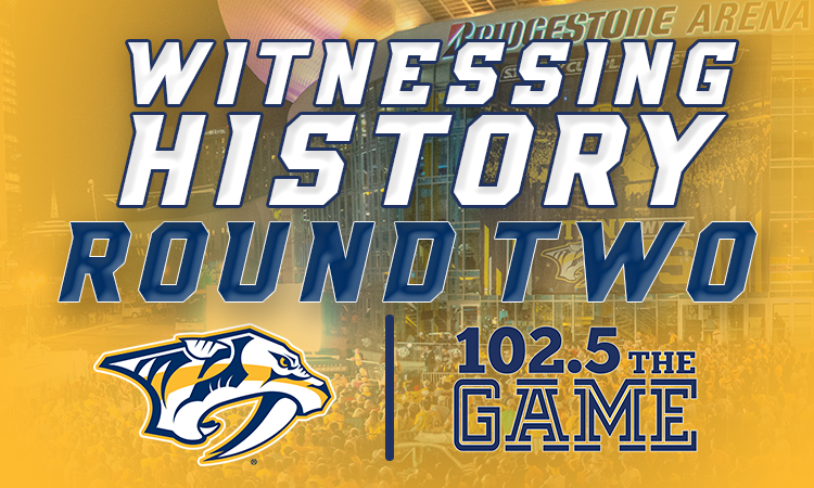 Witnessing History: Round 2 vs. St. Louis
