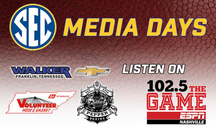 Audio: SEC Commissioner Greg Sankey w/3D