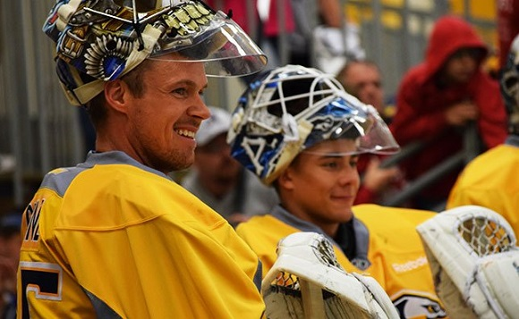 BEYOND THE NUMBERS: Rinne not at fault for G3 loss