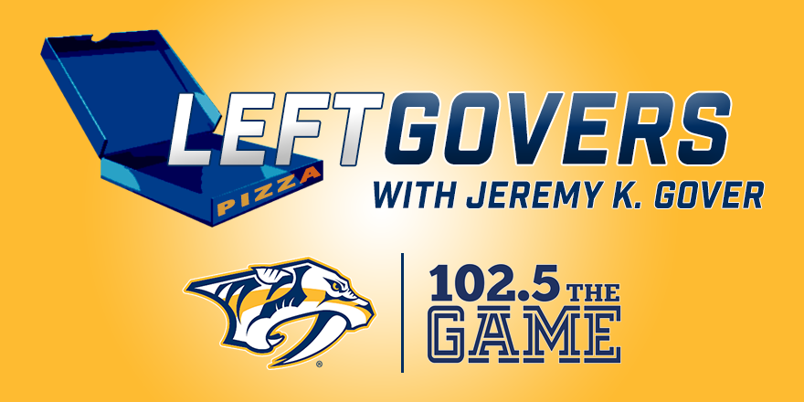 LEFTGOVERS: Game 3, Preds v. Flames