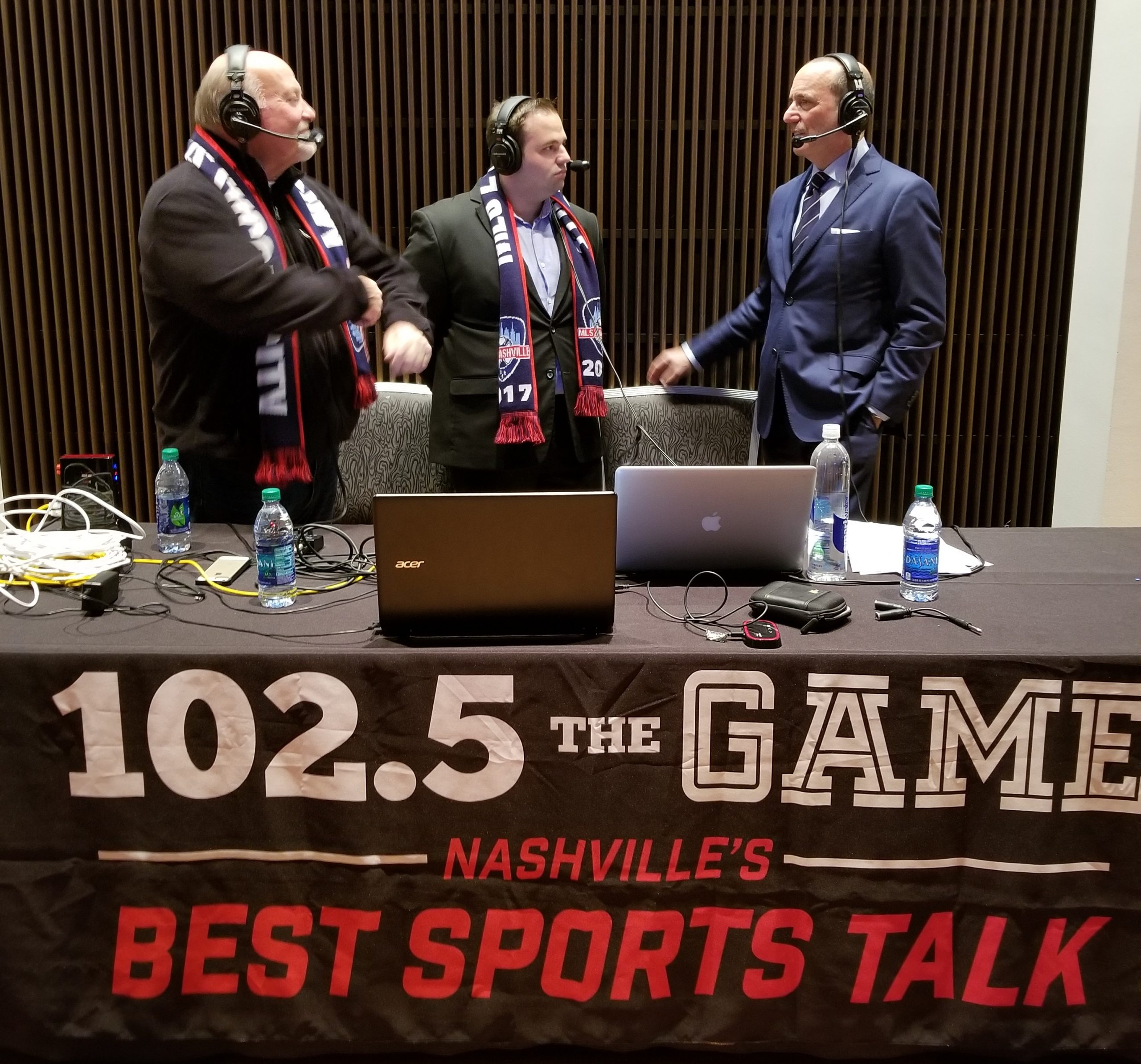AUDIO: MLS comes to Nashville