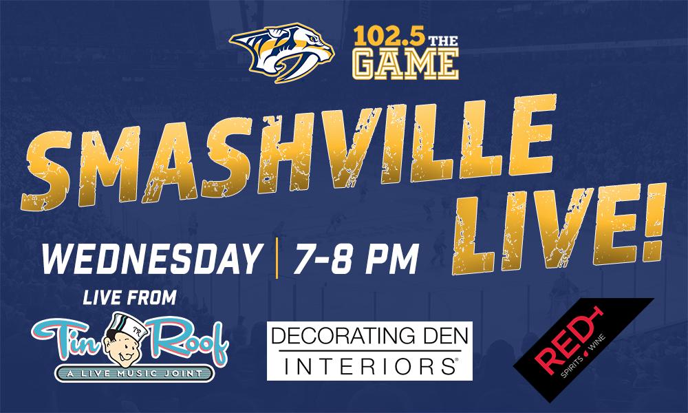 Smashville Live At Tin Roof Broadway The Game Nashville