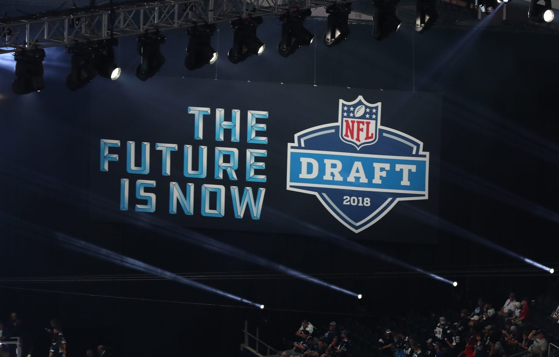 "Nashville emerges as ""leading contender"" for 2019 NFL Draft"