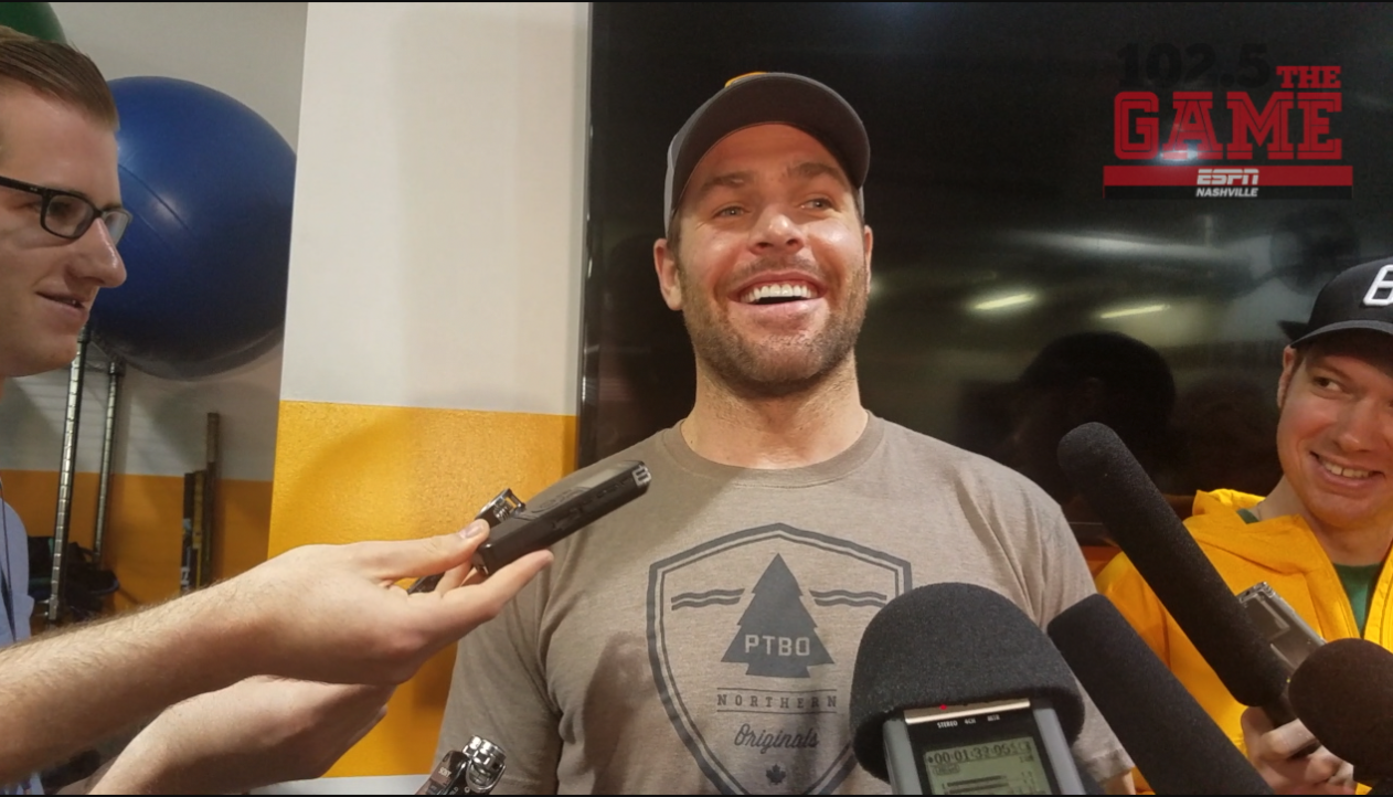 2017-18 EXIT INTERVIEW: Mike Fisher
