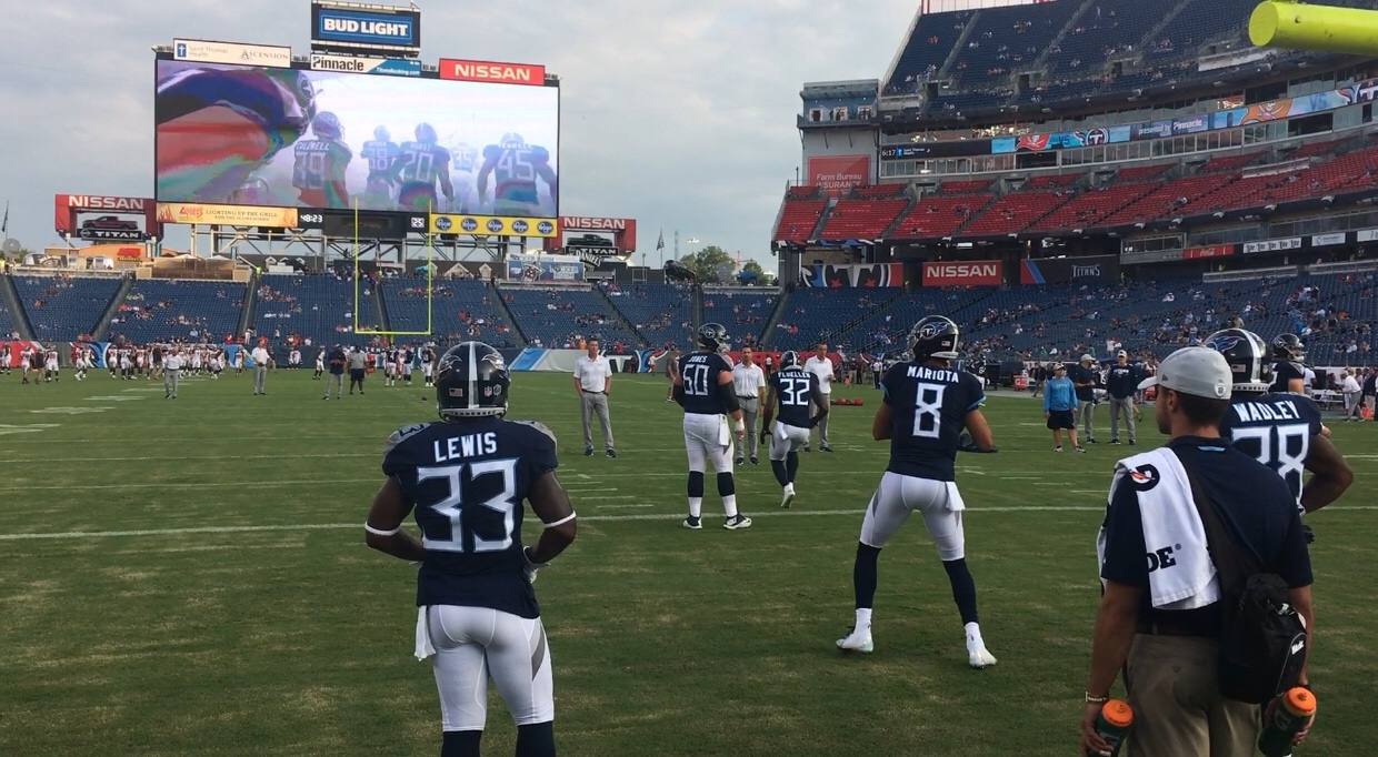 3708956a TITANS: Three Observations from Preseason Game 2 | The Game Nashville
