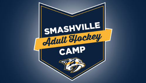 VIDEO: Recapping Ford Ice Center's 2nd annual Smashville Adult Hockey Camp