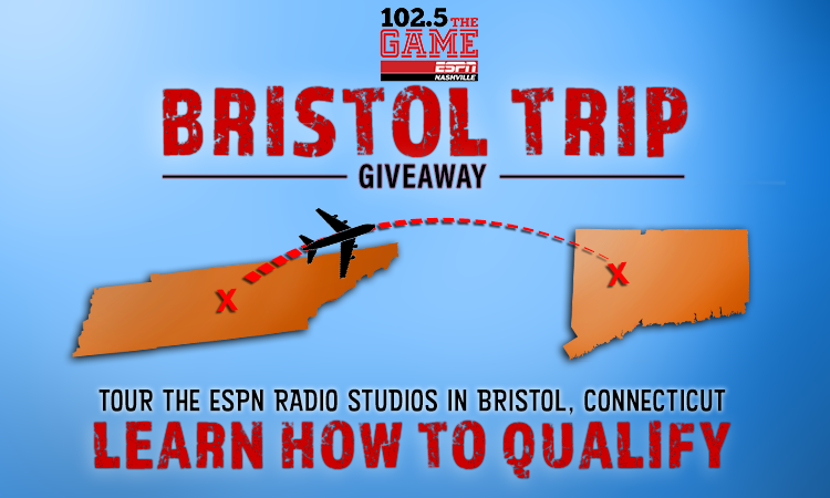 Feature: https://www.thegamenashville.com/espn-bristol-trip-giveaway/
