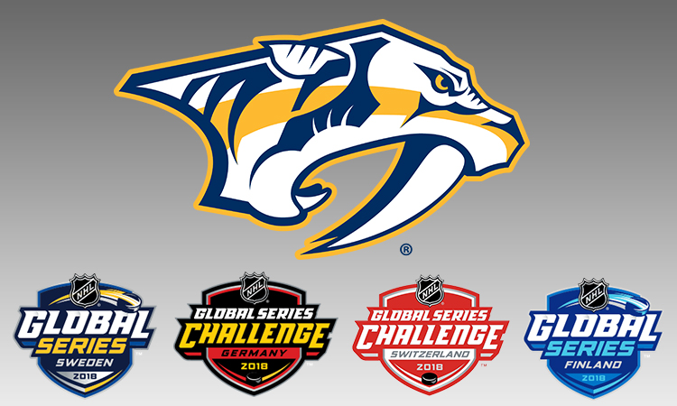 """Forsberg: Preds playing in 2019 Global Series """"should be a no-brainer"""""""