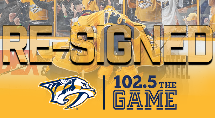 Preds' Rinne signs contract extension; structure suggests succession plan