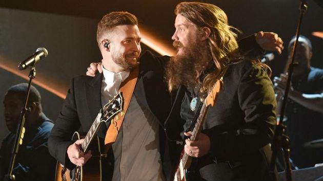 Will Justin Timberlake return to sing with Chris Stapleton at this year's Pilgrimage Festival?