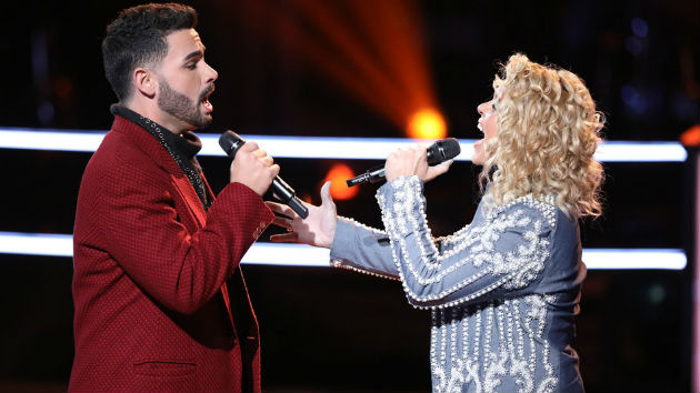 "Kelly Clarkson gets apology from ""The Voice"" contestant who called her ""small-minded"""