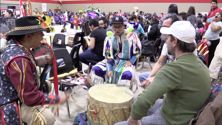 Year end gathering brings culture and colour to Fanshawe College