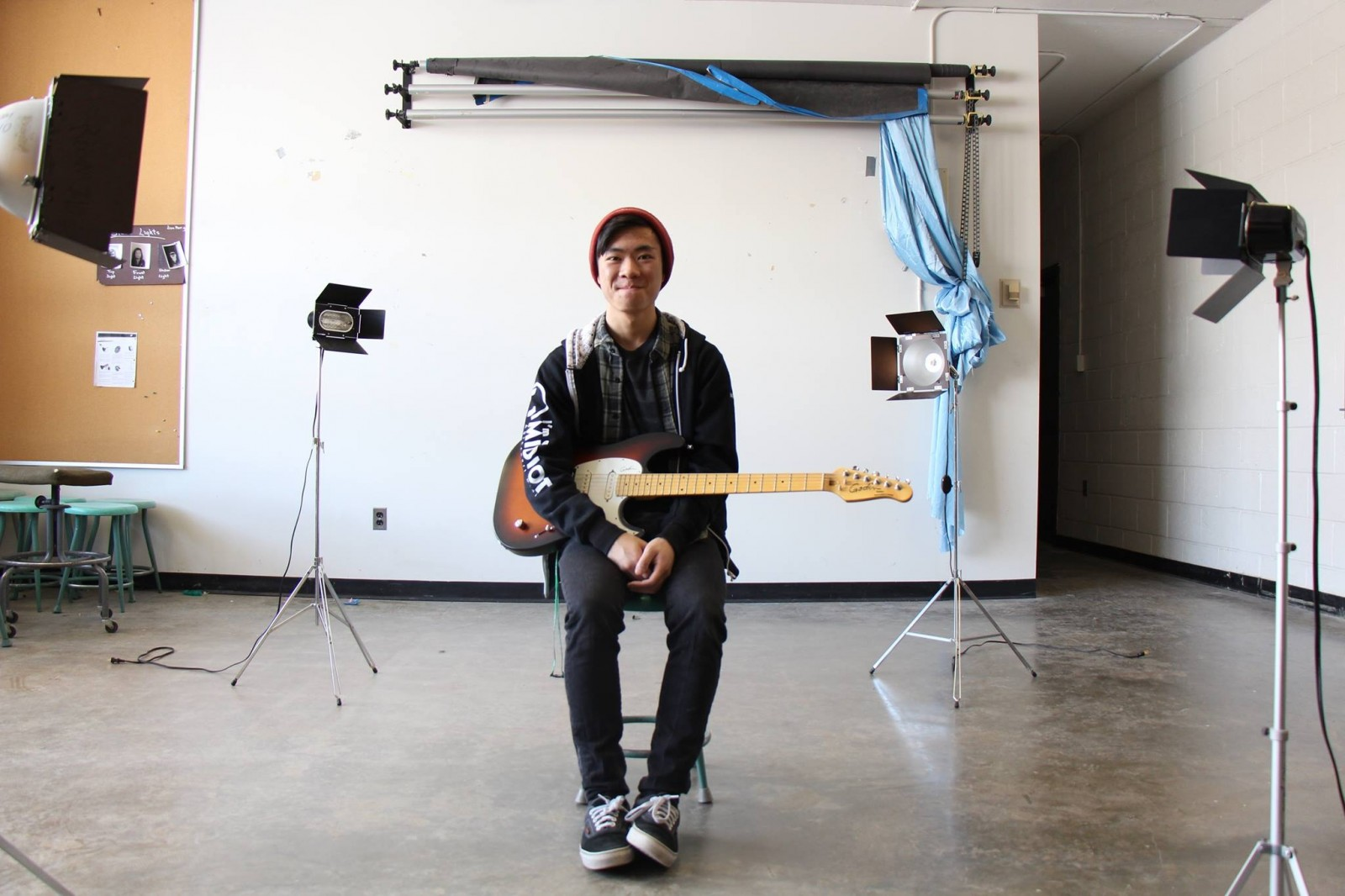 Music Student Meets Photography Business