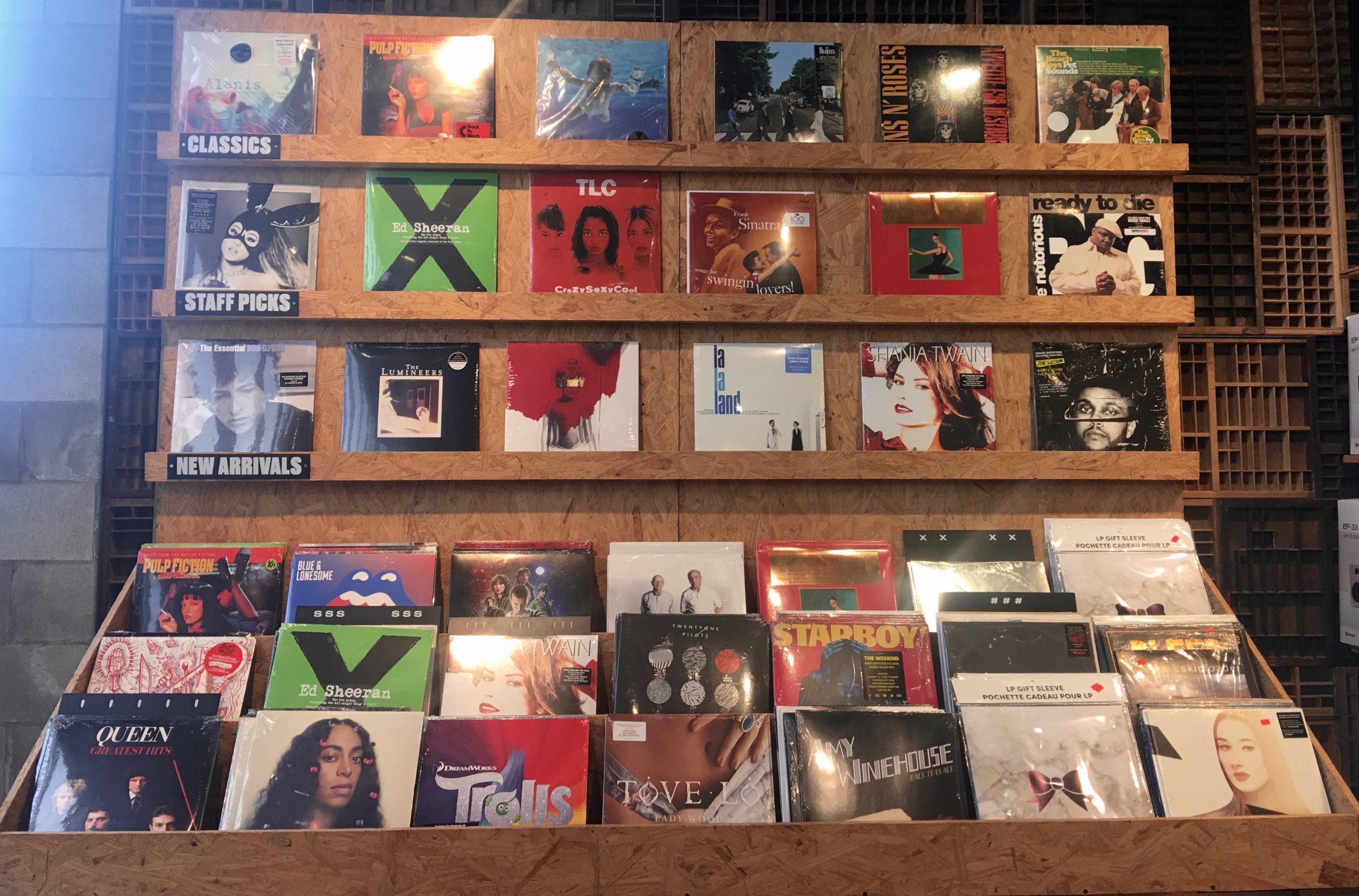 The resurrection of vinyl
