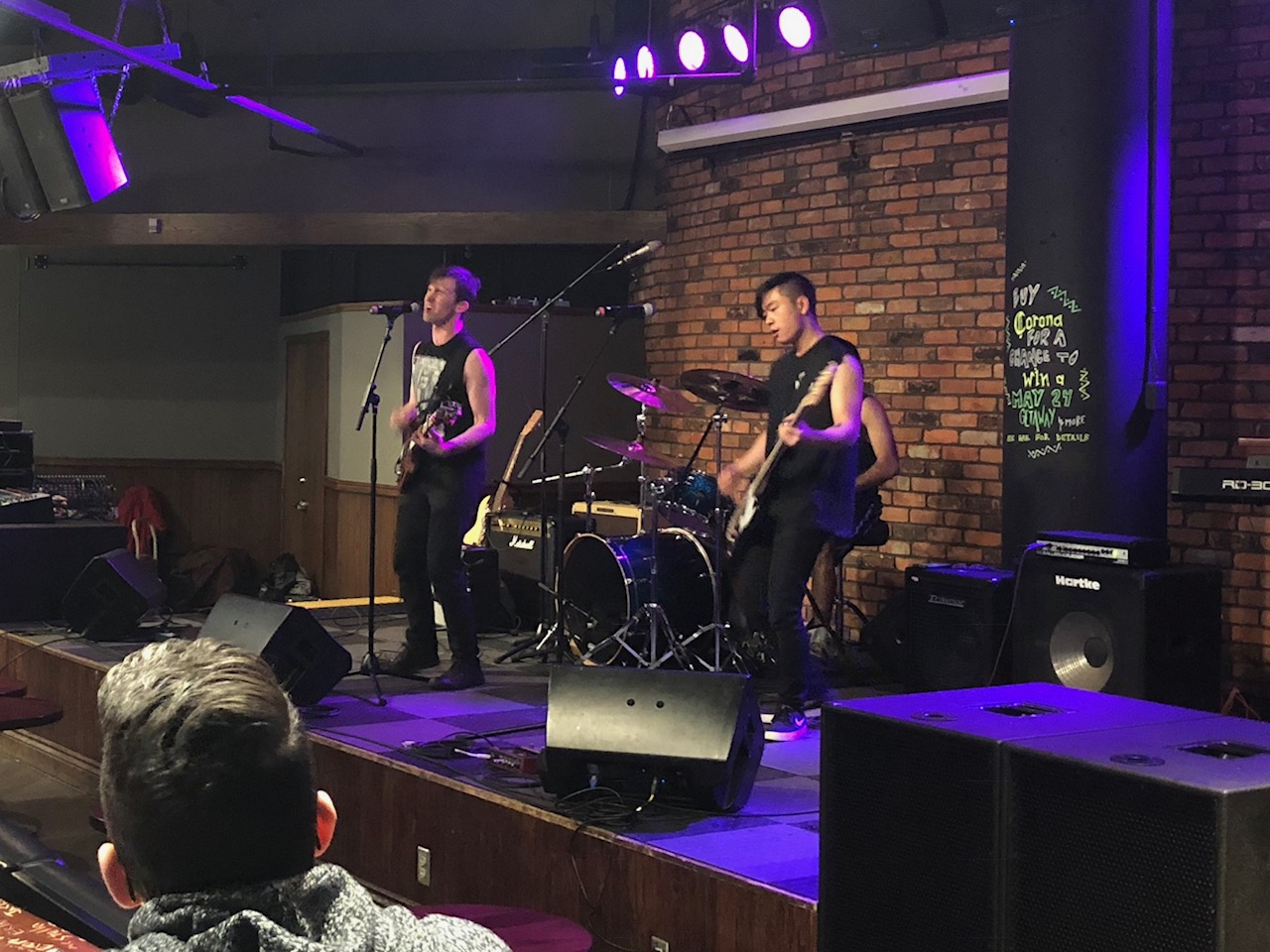 The Final Showdown for Battle of the Bands at Western University