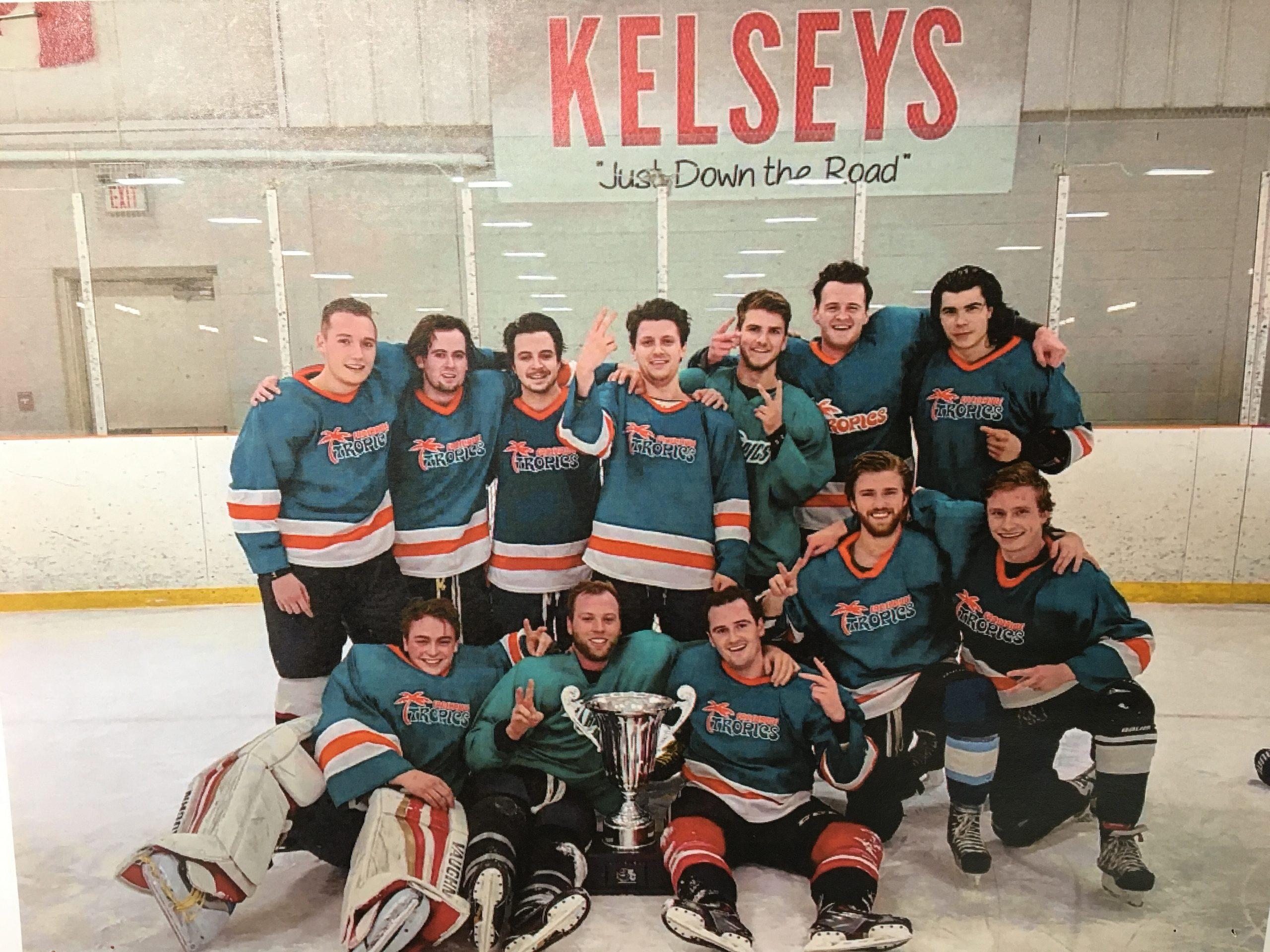 Intramural Hockey is won, is it done?
