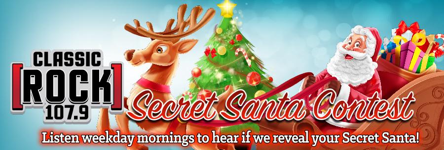 Feature: https://classicrock1079.ca/classic-rock-secret-santa-contest/