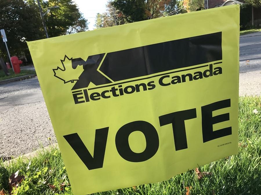 Advance Polls Open Friday 101 5 Orangeville Today