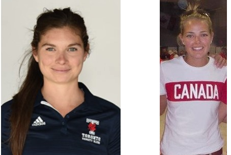 Renfrew County cheering on local athletes Bishop-Nriagu and Kelly at Tokyo Olympics