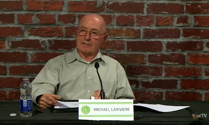 Local Green Party representative steps down after comments made during all candidates debate