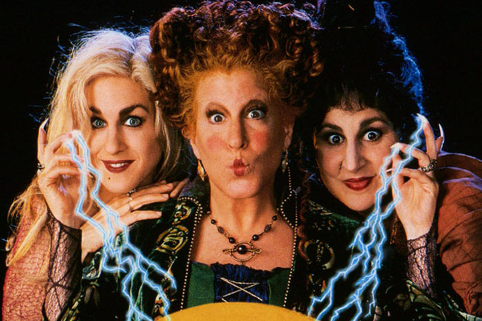 Bette Midler Just Rewatched HOCUS POCUS for First Time in 'At Least 20 Years'