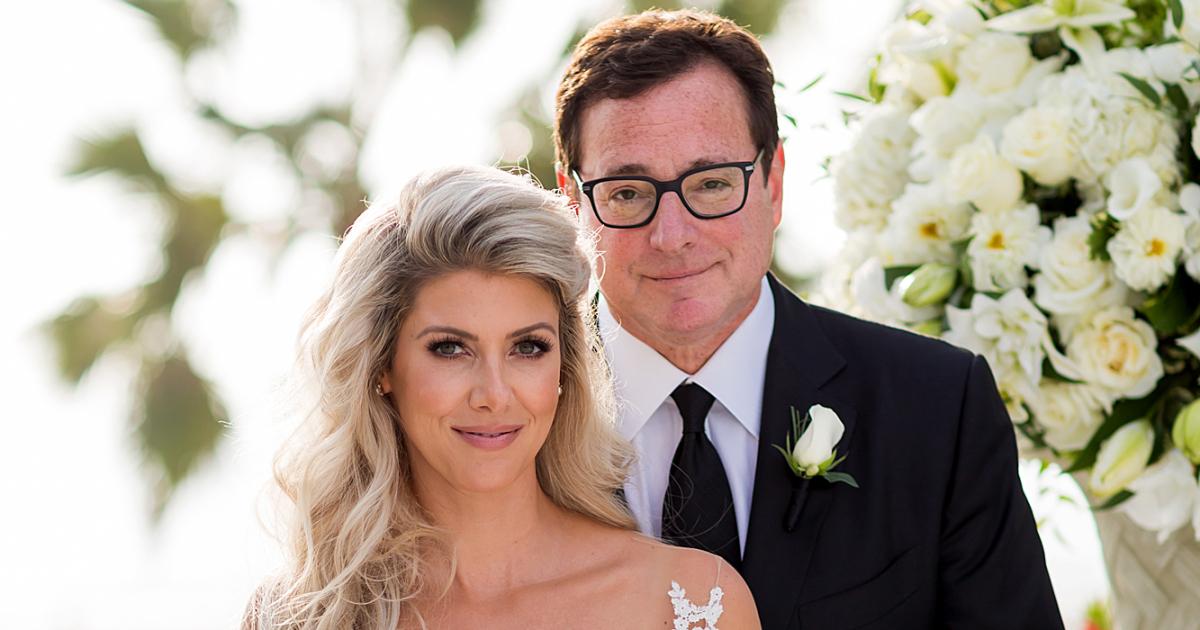 Bob Saget, 62, Marries Kelly Rizzo, 39, in Stunning Beachside Wedding