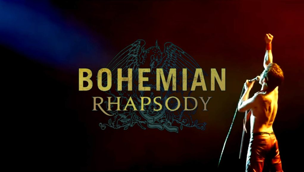 BOHEMIAN RHAPSODY Rockets to No. 2 on All-Time Music Biopic List