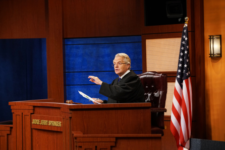JUDGE JERRY: Jerry Springer Syndicated Court Show to Launch in Fall2019