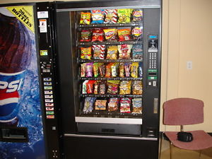 Fla. Man Steals Vending Machine
