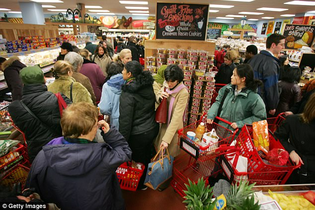Crowded Stores, Financial Limits Top List of Holiday Stressors
