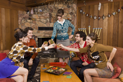 5 Holiday Party Ideas That Have Nothing to Do With Ugly Sweaters