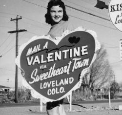 Loveland Re-Mailing Program Gears Up as Valentine's Day Nears