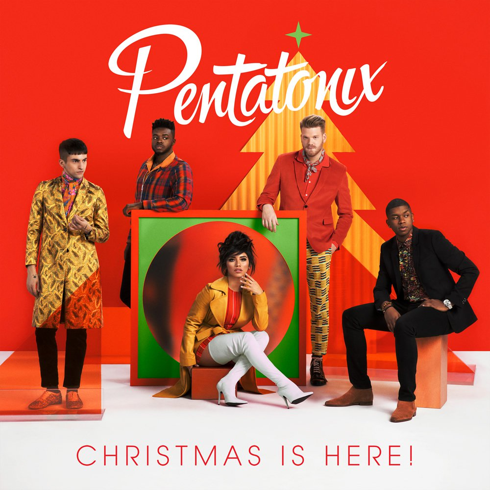New Pentatonix Holiday Special to Feature Maren Morris & Kelly Clarkson