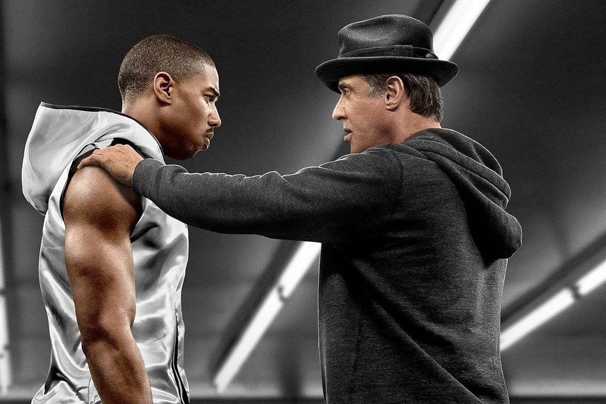 Sylvester Stallone Retires ROCKY Role after CREED II