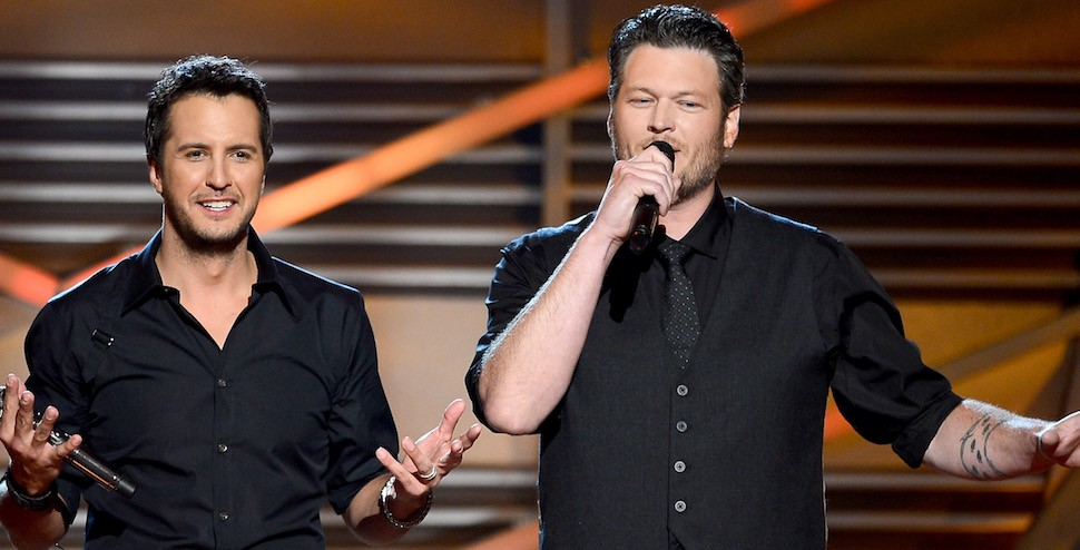 Blake Shelton and Country Peers Support Local Charitable Cause