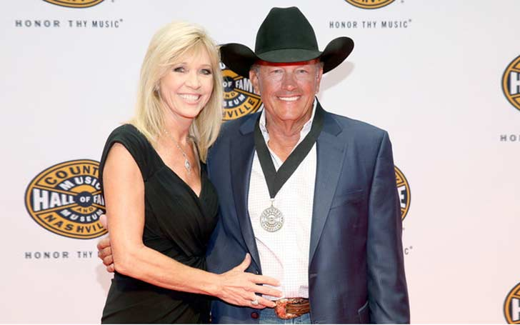 INSIDE GEORGE AND NORMA STRAIT'S 47-YEAR FAIRYTALE LOVE STORY