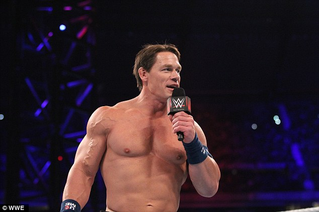 John Cena Is Growing His Hair Out and Knows People Think It's 'Weird'
