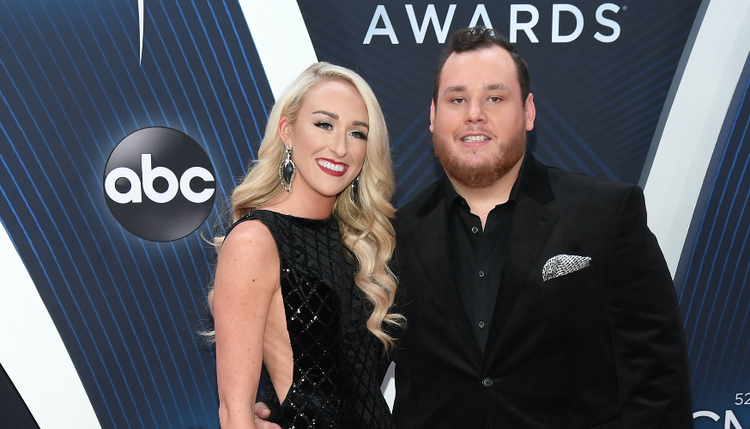 Luke Combs' is Engaged! Check out the Engagement Ring!