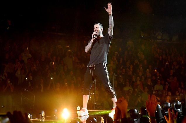 Maroon 5's 'Girls Like You' Now the Longest-Running #1 in More Than Four Years