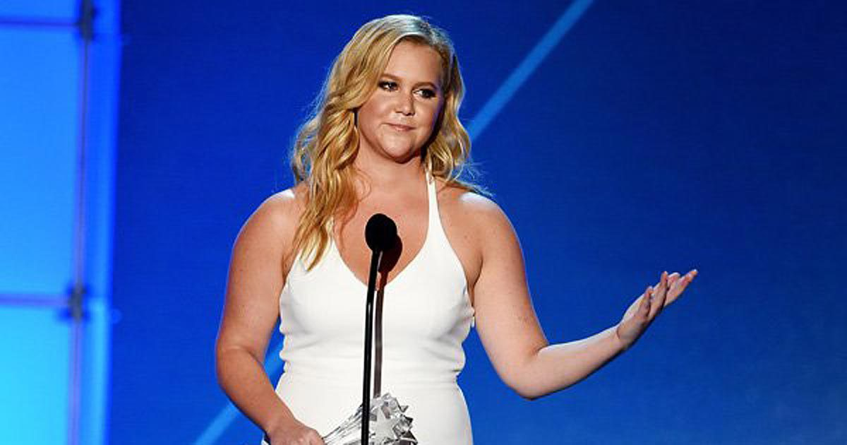 Amy Schumer Expecting Her First Child With Husband Chris Fischer