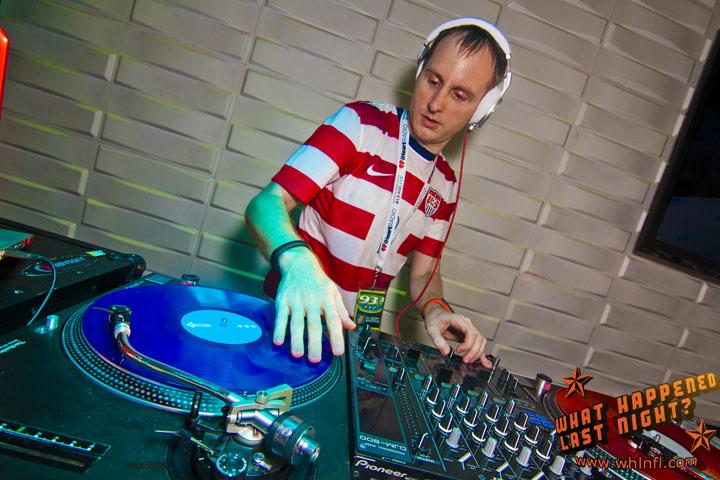 DJ Goofy White Kid - The Show