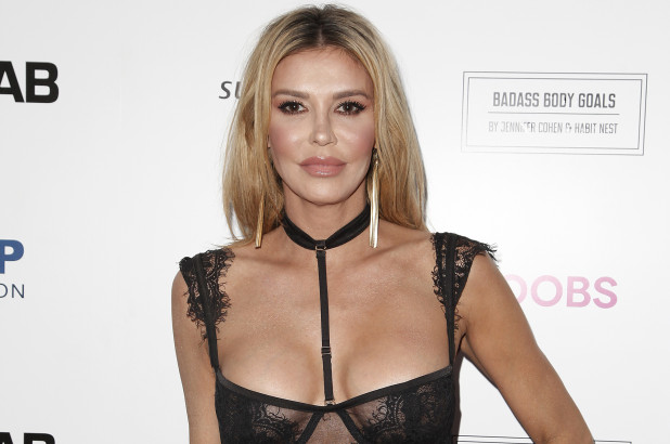 Brandi Glanville Accused of Assault by Actor at Casamigos Halloween Party