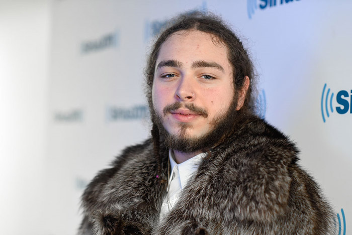 Post Malone Spent Over $40K on Postmates