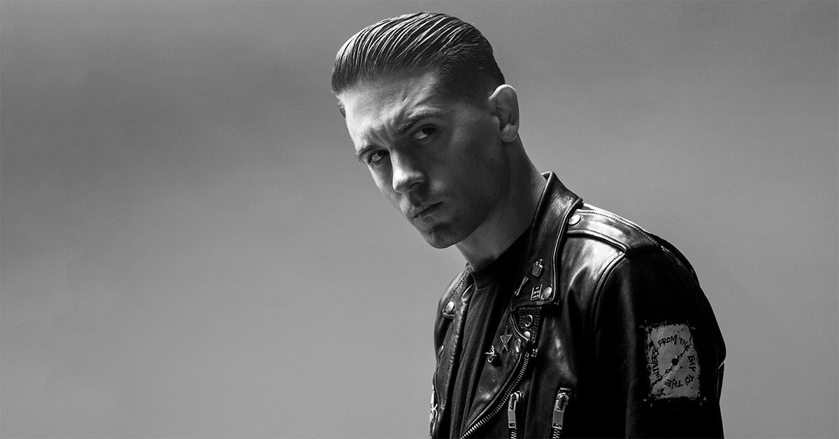 G-Eazy Gets Flirty With a Model After Halsey Breakup